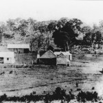 Coolamine Plains Station c.1900