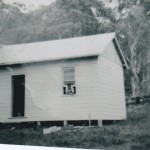 Hut built by Hedger and Seers Long Plain about 1950 when they had the lease